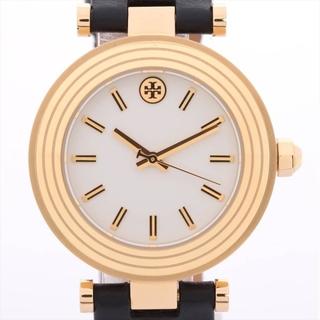 トリーバーチ(Tory Burch)のトリーバーチ  GP×革   レディース 腕時計(腕時計)