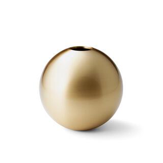 iittala - 美品 能作 定価14300円 TAMA Lサイズ ゴールド 真鍮 花瓶 花器