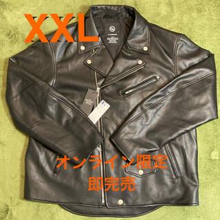 UNDERCOVER - 【早い者勝ち】XXL GU x undercover ライダースジャケット