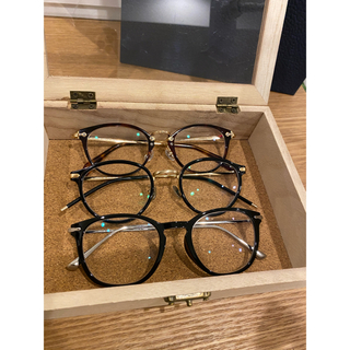 ジンズ(JINS)のJINS クラシック眼鏡(サングラス/メガネ)