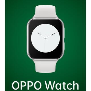 オッポ(OPPO)の【新品】OPPO Watch 41mm ブラック(その他)