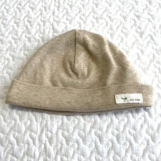 エニィファム(anyFAM)のanyFAM(エニィファム)綿100%ニットキャップ(帽子)