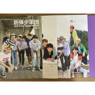 ボウダンショウネンダン(防弾少年団(BTS))のBTS 会報 6冊セット Vol.3〜8(K-POP/アジア)