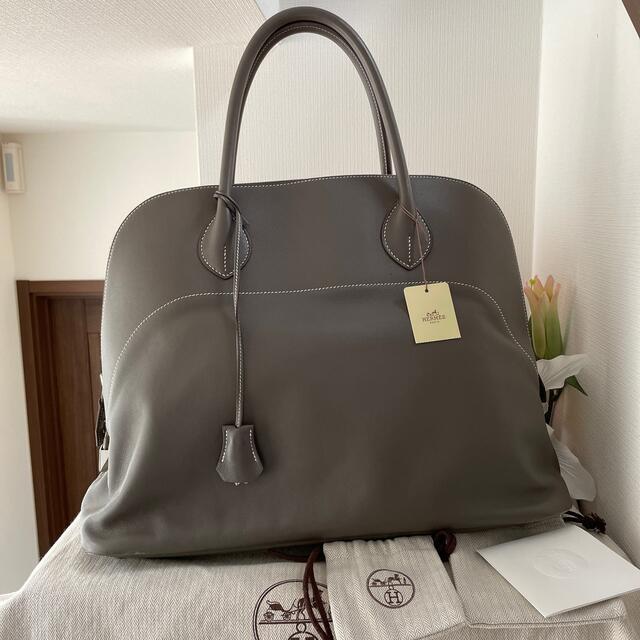 Hermes(エルメス)の紙タグあり•*¨*•.¸¸☆確実本物 エルメス ボリードリラックス 40 P刻印 レディースのバッグ(ハンドバッグ)の商品写真