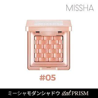 MISSHA - 【新品】MISSHA アイシャドウ 5 韓国コスメ