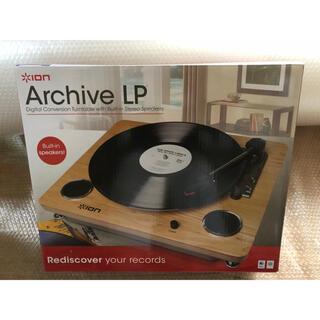 ION AUDIO Archive LP アナログレコードプレーヤー 限定入荷