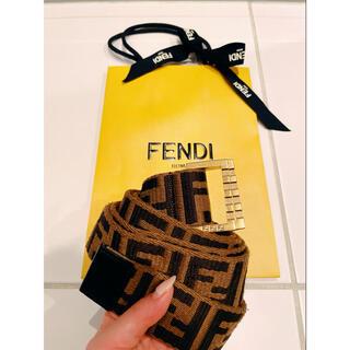 FENDI - 値下げ!FENDI ロゴベルト メンズ レディース兼用