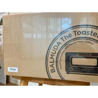 BALMUDA - 【送料無料・未使用品】 バルミューダ トースター ベージュ K05A-BG