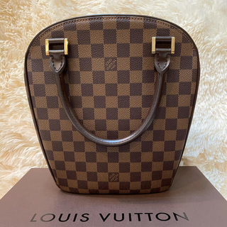 LOUIS VUITTON - 【正規品】ルイヴィトン ダミエ サリアソー トートバッグ 新品 本物