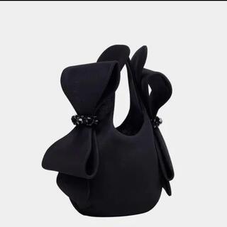 H&M - SIMONE ROCHA × H&M コラボ リボンハンドバッグ