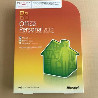 Microsoft - Microsoft Office2010 personal アップグレード版