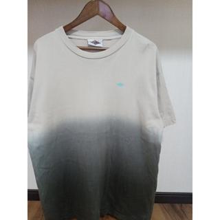 ベアー(Bear USA)の唯一出品 美品 BEAR USA ベアー グラデーション サーフ 胸ロゴ 海外(Tシャツ/カットソー(半袖/袖なし))