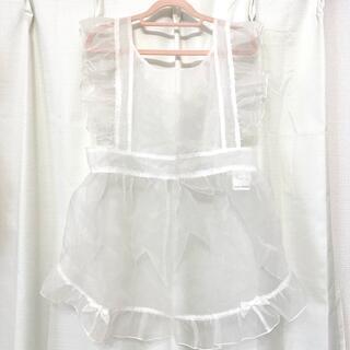 syrup. - RoseMarie seoir♡KURARA'S maid apron
