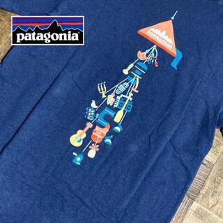 patagonia - パタゴニア  半袖Tシャツ 2019SSモデル