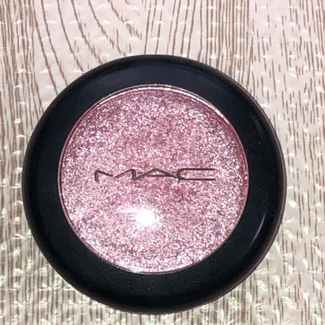MAC(マック)の【未使用に近い・週末セール】MAC アイシャドウ ロックキャンディ限定色 コスメ/美容のベースメイク/化粧品(アイシャドウ)の商品写真