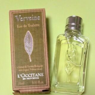 ロクシタン(L'OCCITANE)のロクシタン 香水 ミニトワレ10ml ヴァーベナ(ユニセックス)