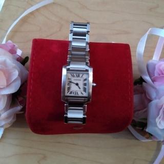 Cartier - カルティエ タンクフランセーズ SM 時計