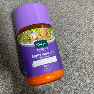 Kneipp - クナイプ バスソルト スミレの香り 850g