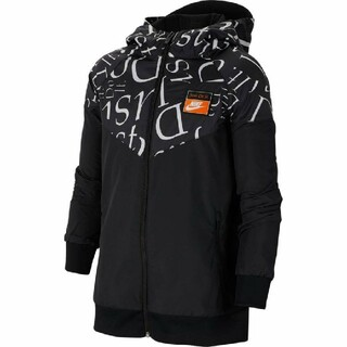 NIKE - NIKE 160cm Just Do It Windrunner Jacket