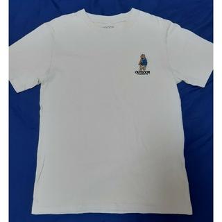アウトドアプロダクツ(OUTDOOR PRODUCTS)のOUTDOOR半袖Tシャツ Mサイズ(Tシャツ/カットソー(半袖/袖なし))