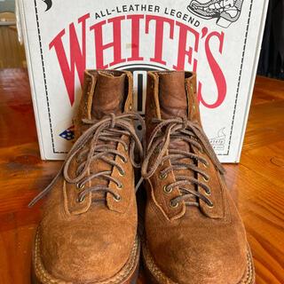 ホワイト(WHITE)のホワイツ セミドレスカスタムオーダー品 71/2E(ブーツ)