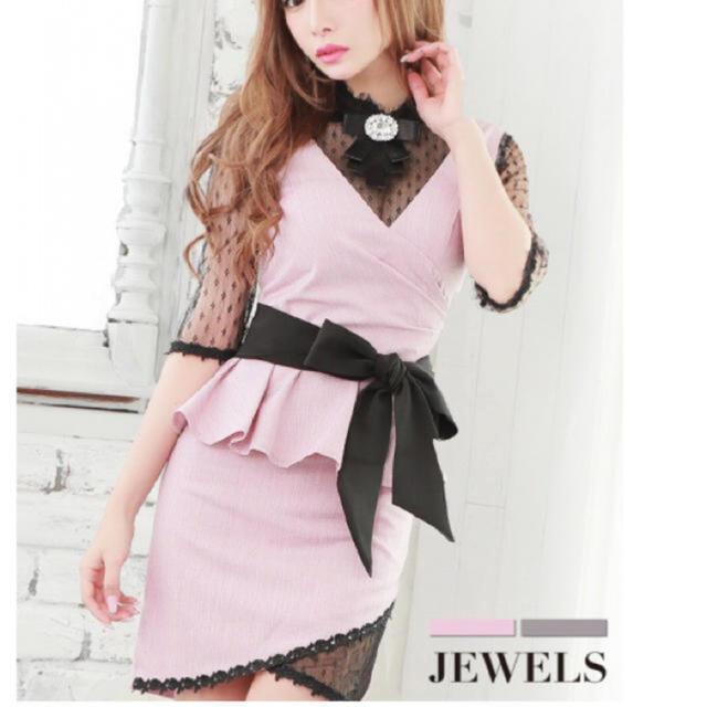 JEWELS(ジュエルズ)のJewelsドレス レディースのフォーマル/ドレス(ミニドレス)の商品写真