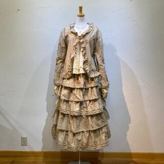 KANEKO ISAO - カネコイサオ オーバーブラウス&スカートのセット