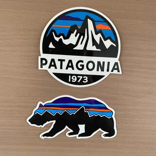 patagonia - パタゴニア ステッカー2枚セット