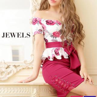 ジュエルズ(JEWELS)のJewelsドレス(ミニドレス)