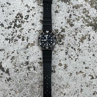 セイコー(SEIKO)の腕時計 チタンソーラーダイバーズウォッチ(腕時計(アナログ))