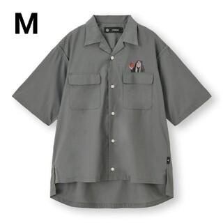 GU - GU UNDERCOVER オープンカラーシャツ 新品