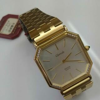 リコー(RICOH)の珍しい RICOH腕時計 シャレード(腕時計(アナログ))