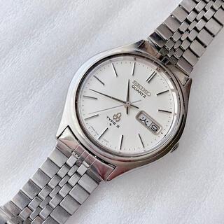 SEIKO - 電池交換済み SEIKO  TYPEⅡ メンズクォーツ腕時計
