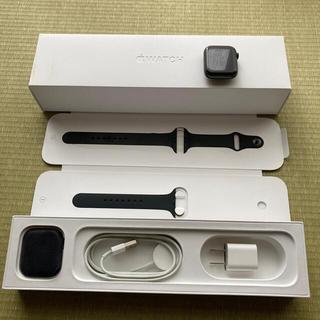 Apple Watch - Apple Watch series 4 スペースグレー 44MM
