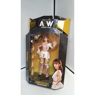 里歩 RIHO AEW世界女子王座ベルト付き/AEW/スターダム/女子プロ(スポーツ)