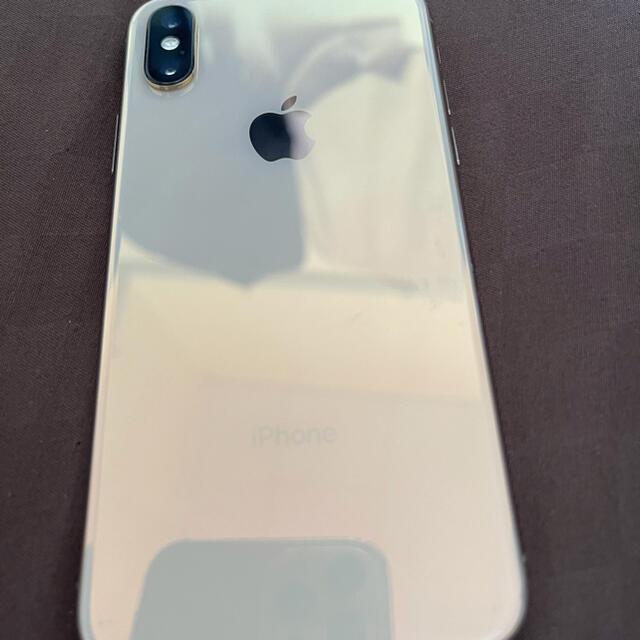 iPhone(アイフォーン)のiPhone Xs Gold 256 GB SoftbankSIMロック無し スマホ/家電/カメラのスマートフォン/携帯電話(スマートフォン本体)の商品写真