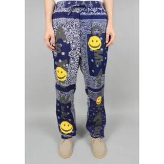 レディメイド(LADY MADE)の20AW READYMADE Sleeping Pants バンダナ 再構築(スラックス)