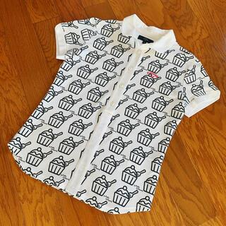 キャロウェイ(Callaway)のキャロウェイ callaway ゴルフウェア 半袖 ポロシャツ レディース(ウエア)