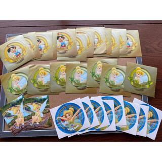 Disney - 【非売品】香港ディズニーランド ピノキオとトゥインカーベルシール
