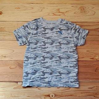 プーマ(PUMA)の【140cm】PUMA迷彩柄Tシャツ(Tシャツ/カットソー)