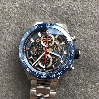 超人気 メンズ腕時計 タグホイヤー カレラ クロノグラフ