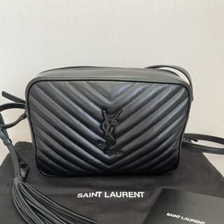 Saint Laurent - SAINT LAURENT サンローラン Louカメラバッグ