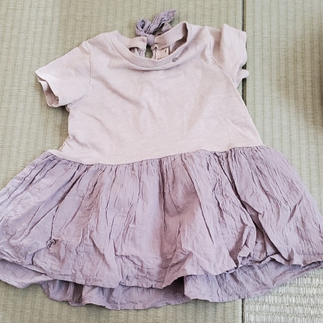 petit main(プティマイン)のプティマイン♡トップス キッズ/ベビー/マタニティのキッズ服女の子用(90cm~)(Tシャツ/カットソー)の商品写真