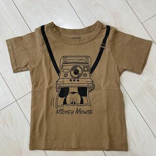 GLOBAL WORK - グローバルワークキッズ  ディズニーTシャツ