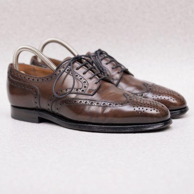 Crockett&Jones(クロケットアンドジョーンズ)のCROCKETT & JONES クロケットアンドジョーンズ製 英国最高級靴! メンズの靴/シューズ(ドレス/ビジネス)の商品写真