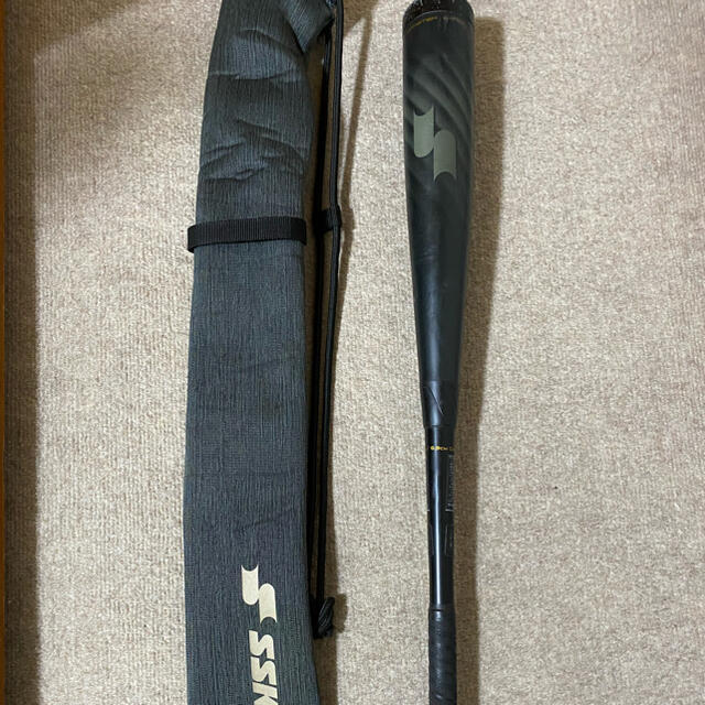SSK(エスエスケイ)のSSK軟式バット mm18 スポーツ/アウトドアの野球(バット)の商品写真