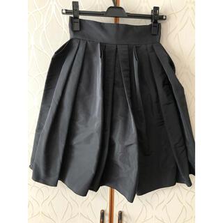 FRAY I.D - フレイアイディー リボンスカート 黒スカート