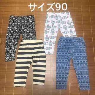 サイズ90   スパッツ まとめ売り(パンツ/スパッツ)