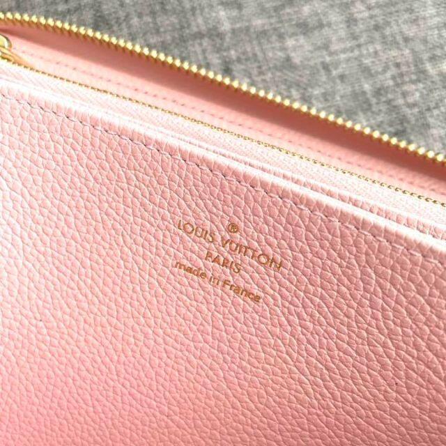 LOUIS VUITTON(ルイヴィトン)のバイザプール ジッピーウォレット 長財布 ブトンドローズ メンズのファッション小物(長財布)の商品写真