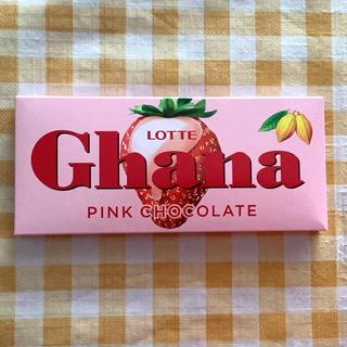 ガーナチョコレート(菓子/デザート)